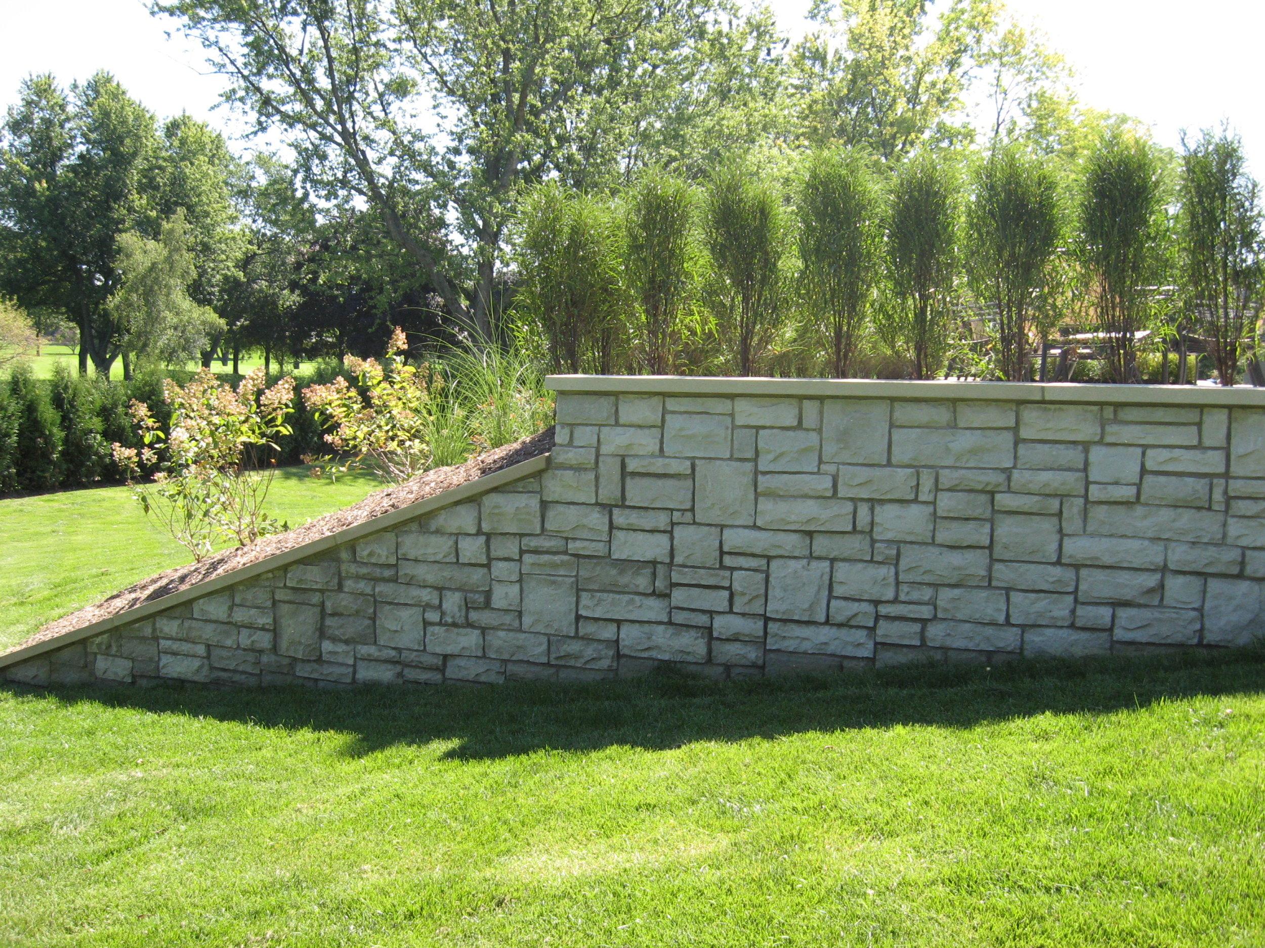 Brick path in Berkley, MI, Metro Detroit