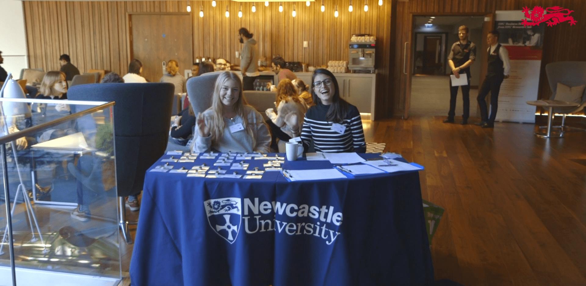 Iday 2016 - NEWCASTLE UNIVERSITY
