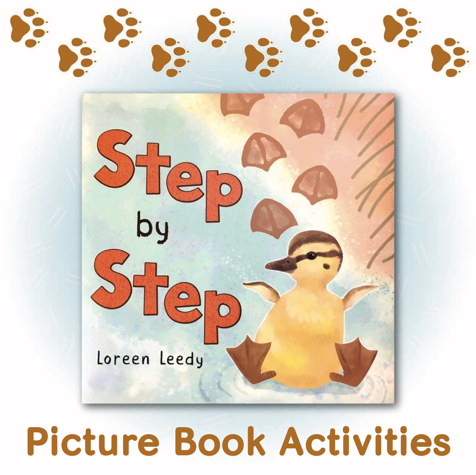 Click here to view the Step by Step activity pages