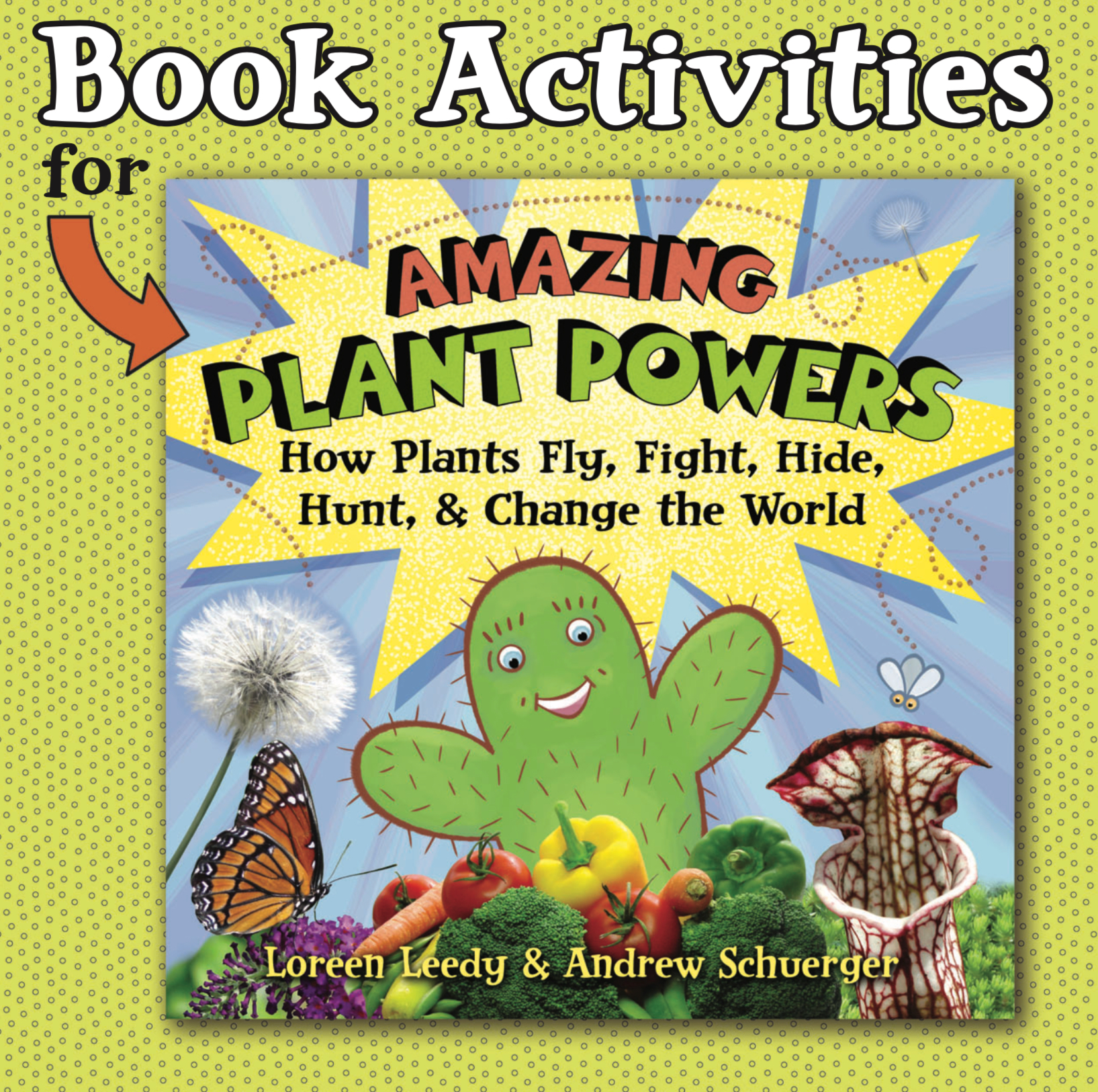 Click book cover image to get FREE activity pages in my TPT store.