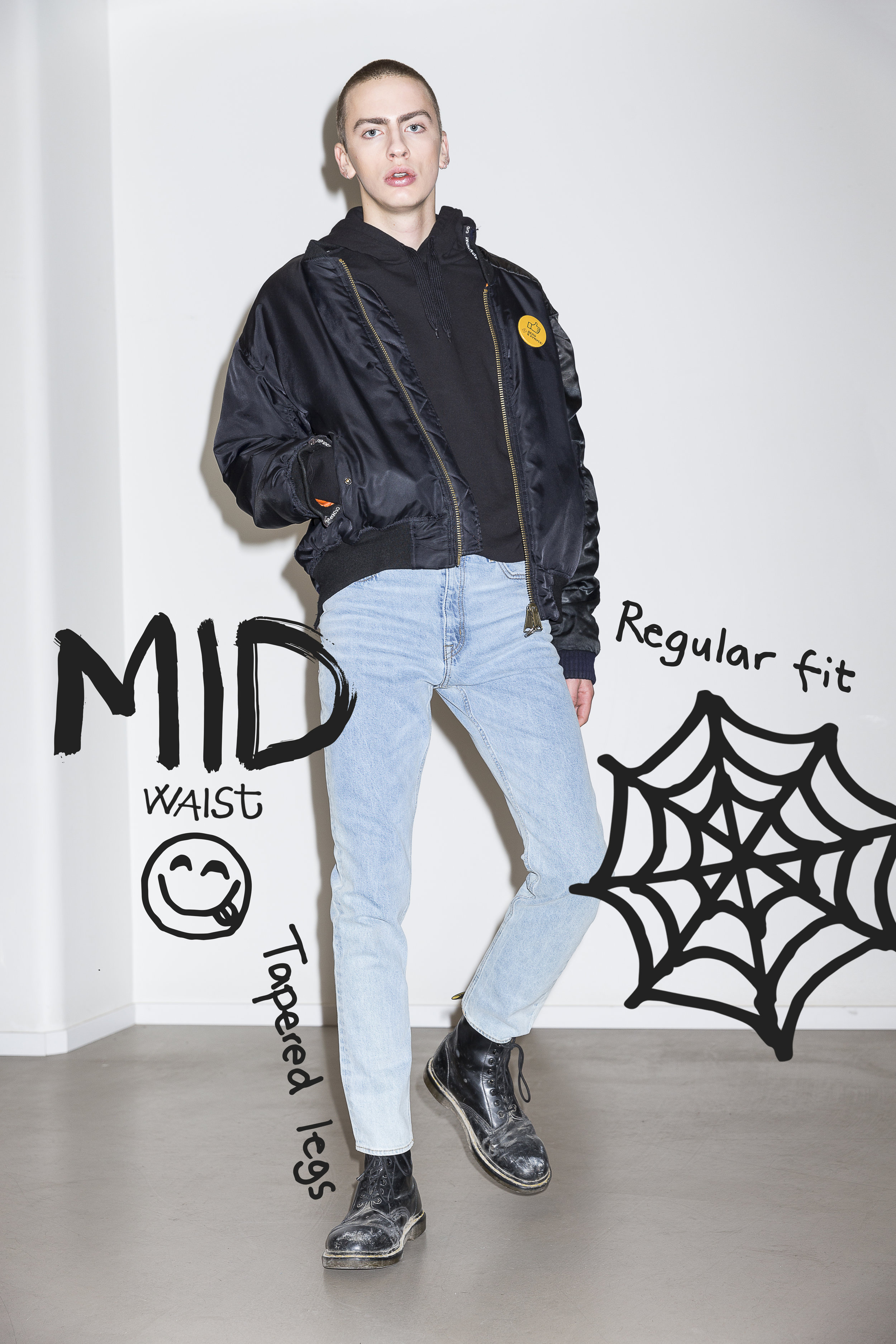 Cheap Monday Denim Fit Guide