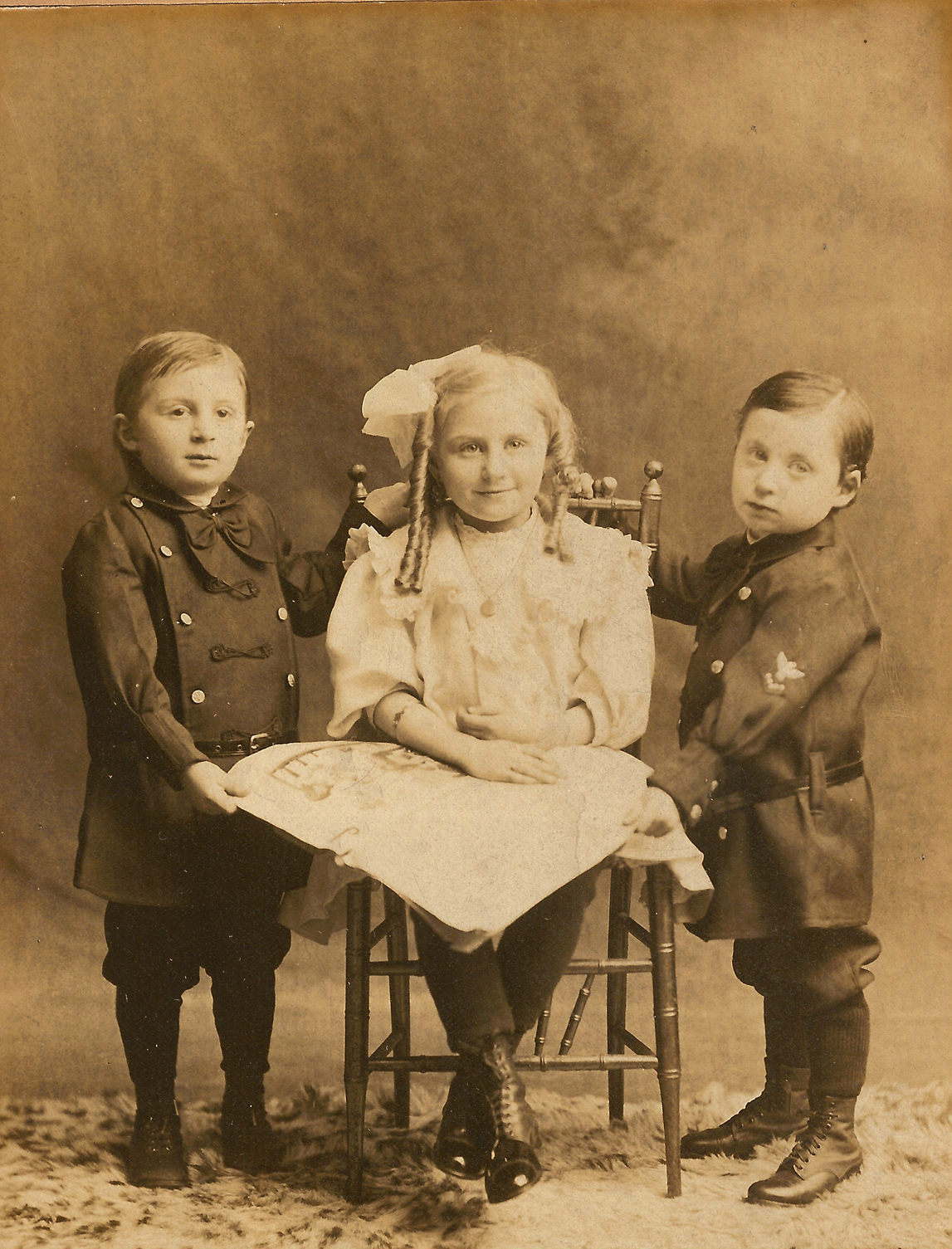 Morris, Rebecca and Isadore Singer (1900s)