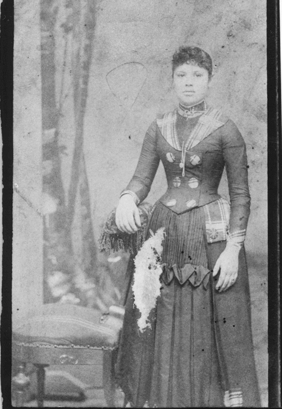 Jenny Povich Solovich (1885)