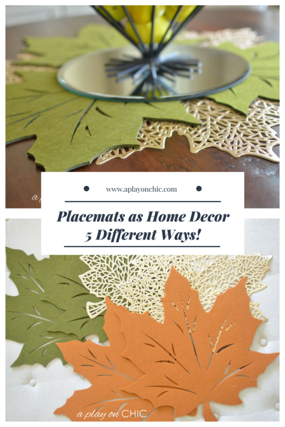 Place mats Home Decor 5 Different Ways.png