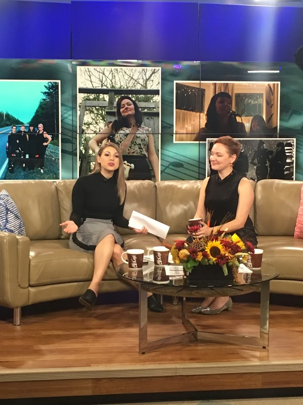 Had a great morning at CTV talking about my upcoming Halifax Pop Explosion show on October 25 at The Carleton and singing a song from Only Half Blue!   CHECK OUT THE INTERVIEW HERE !   CHECK OUT THE PERFORMANCE HERE !