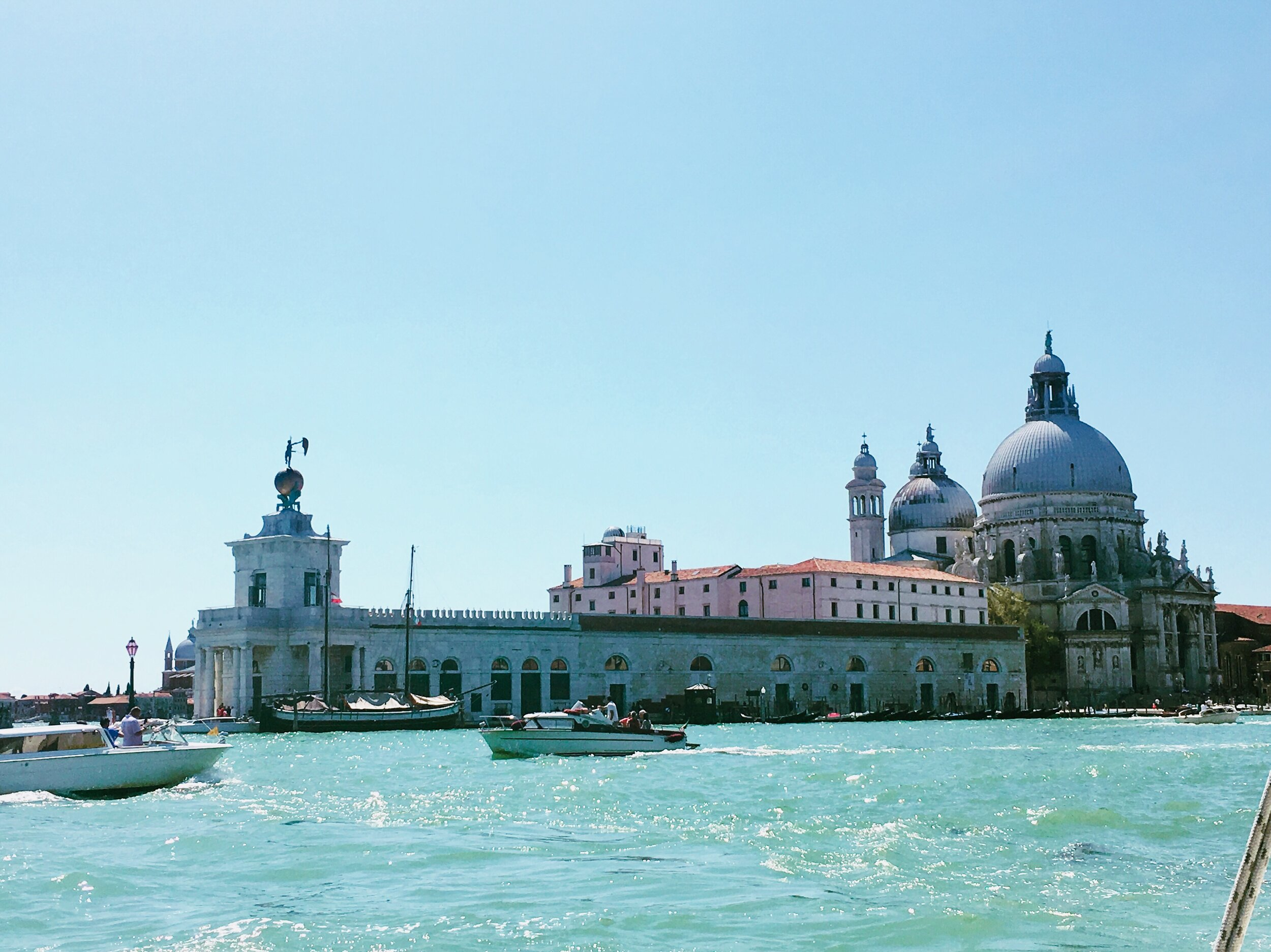 Come experience the colors, sounds and tastes of Venice Italy!