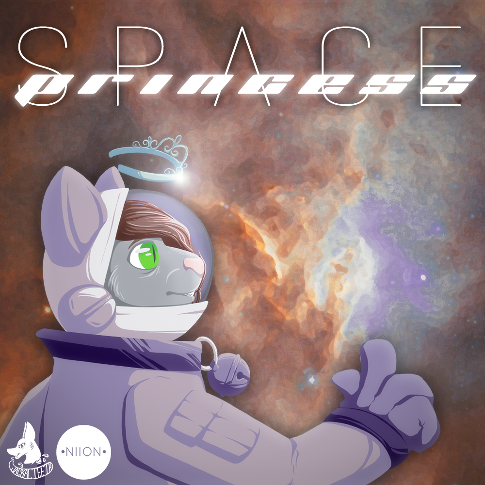 My first delve into ambient music with a space theme.