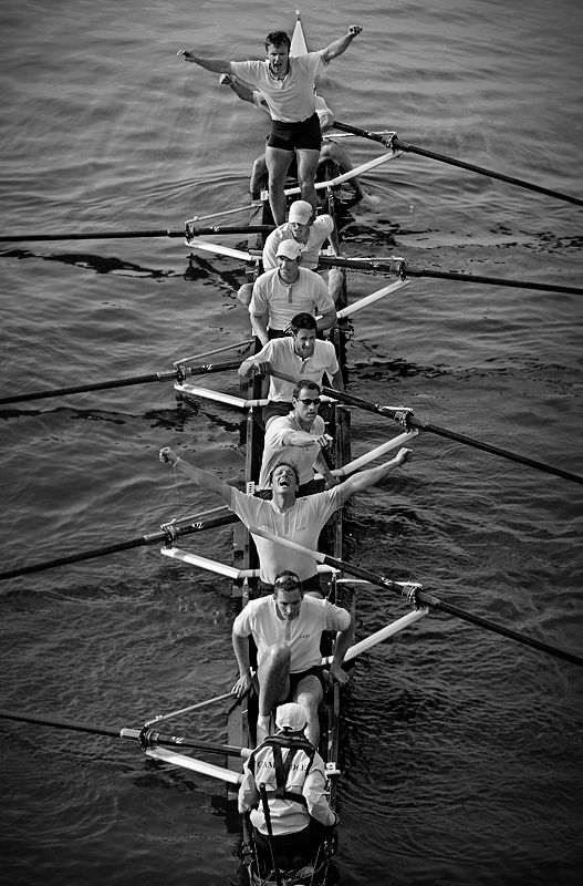 Five In A Boat? - The name Five in a Boat was named after a coxed four – a rowing crew – As a former rower, I understand the effort that needs to go in to making a boat run well.  It involves a lot of training, sheer determination and for its crew to pull as hard as it can. Every single person in the boat has a different role but it is only when that crew works together with the same goal in mind that success happens.Like a Coxed Four, a good communications agency understands that success will only come through sustained hard work, high expectations, a shared goal and teamwork.Together you need trust, dedication, determination, passion, honesty and commitment.You need to work with each other. It is a shared journey.