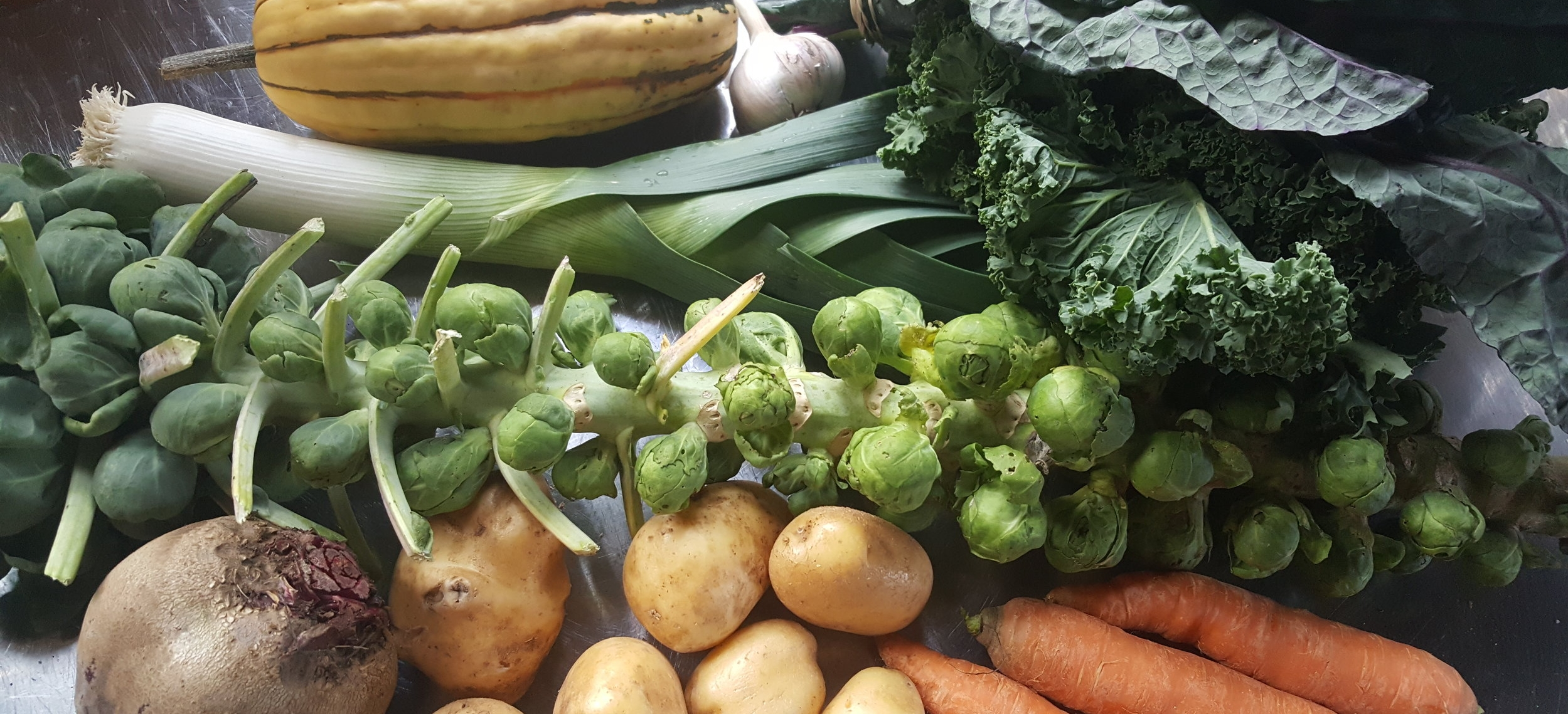 Vegetable Share Options -