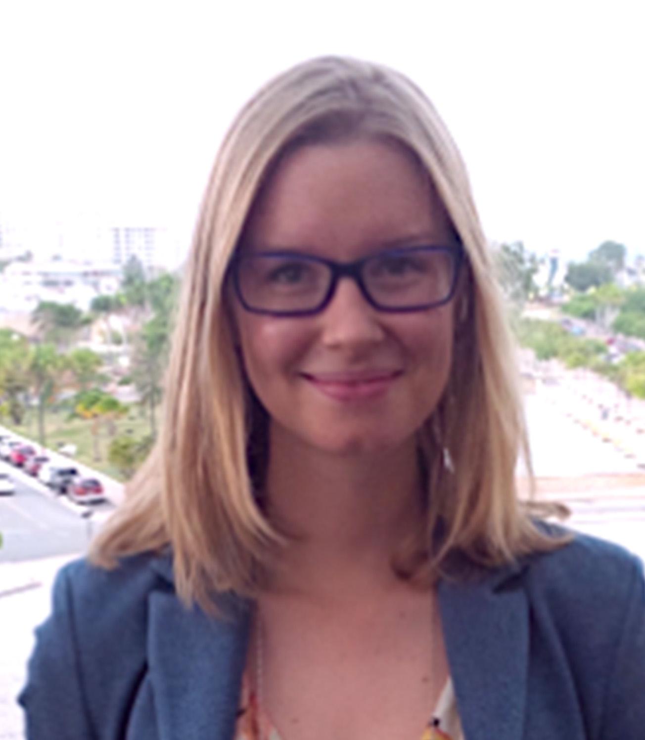 Allison Tscherner  Co-President