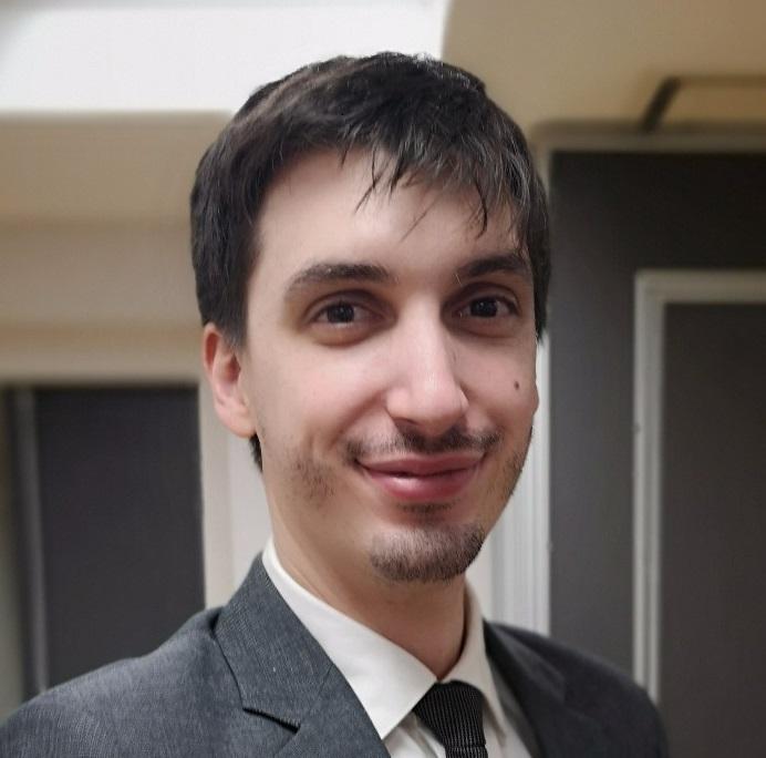 Quentin Sastourne-Arrey  VP Francophonie