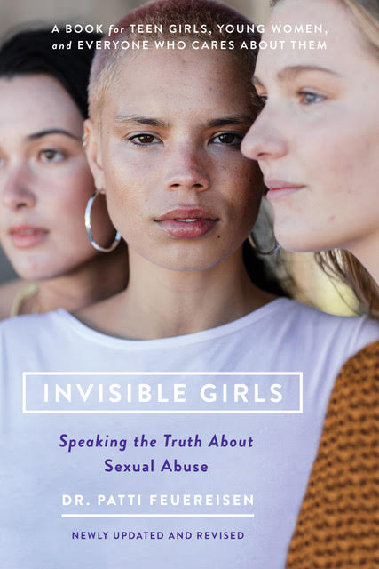 Invisible Girls and Girlthrive Reach Out - TO ALL TEEN GIRLS AND YOUNG WOMEN EVERYWHERE AND EVERYONE WHO CARES ABOUT THEMSexual abuse has no racial economic cultural base.Girls from everywhere have been sexually abused.And girls everywhere are HEALING every day!Join us in this collective community of healing and sisterhood through Invisible Girls: Speaking the Truth About Sexual Abuse and Girlthrive!