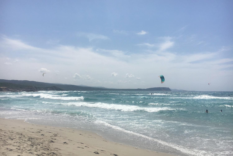 Rena Majore beach, Sardinia