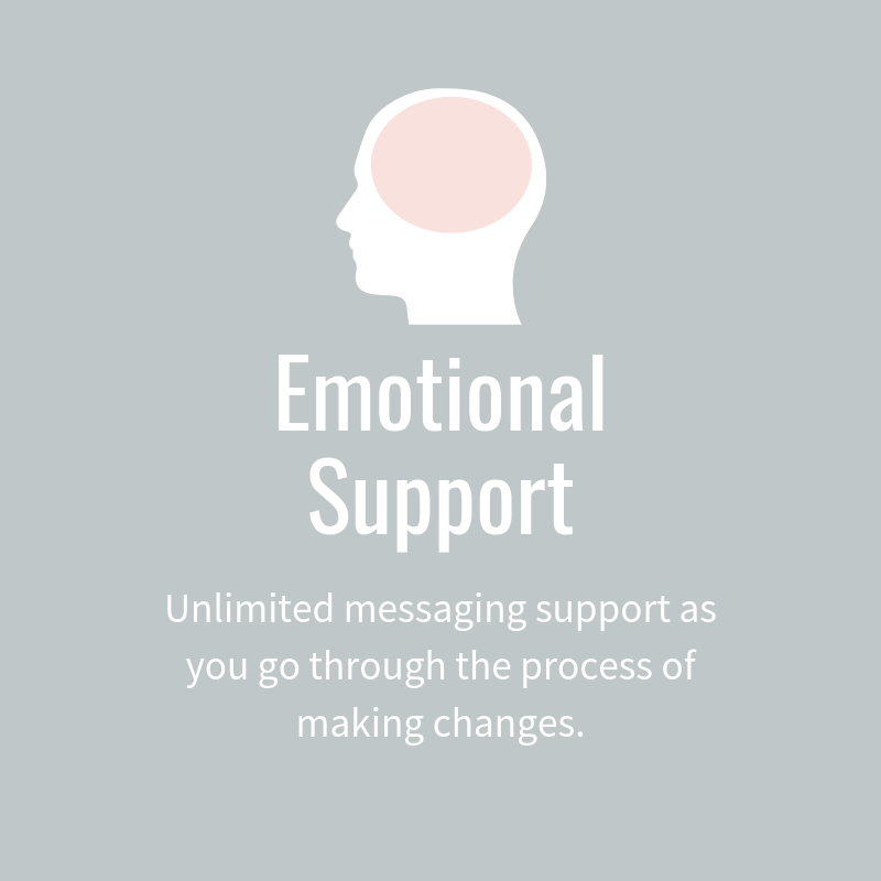 Emotional support through infertility with Whitney Gingerich Fertility Dietitian