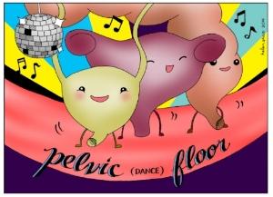 pelvic dance floor