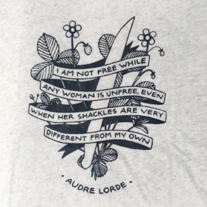 T-shirt by  Purgatory Ltd.
