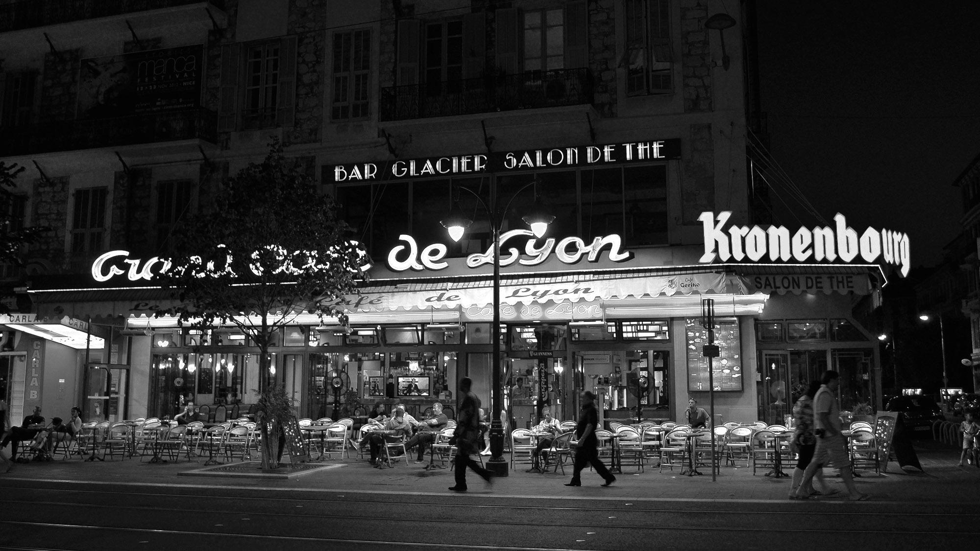 Grand Cafe de Lyon, Nice, France