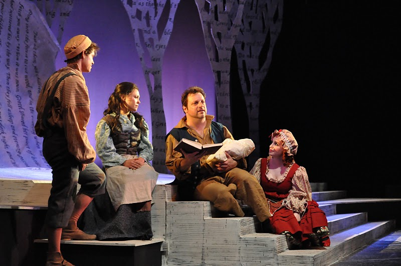 INTO THE WOODS AS THE BAKER AT REAGLE MUSIC THEATRE