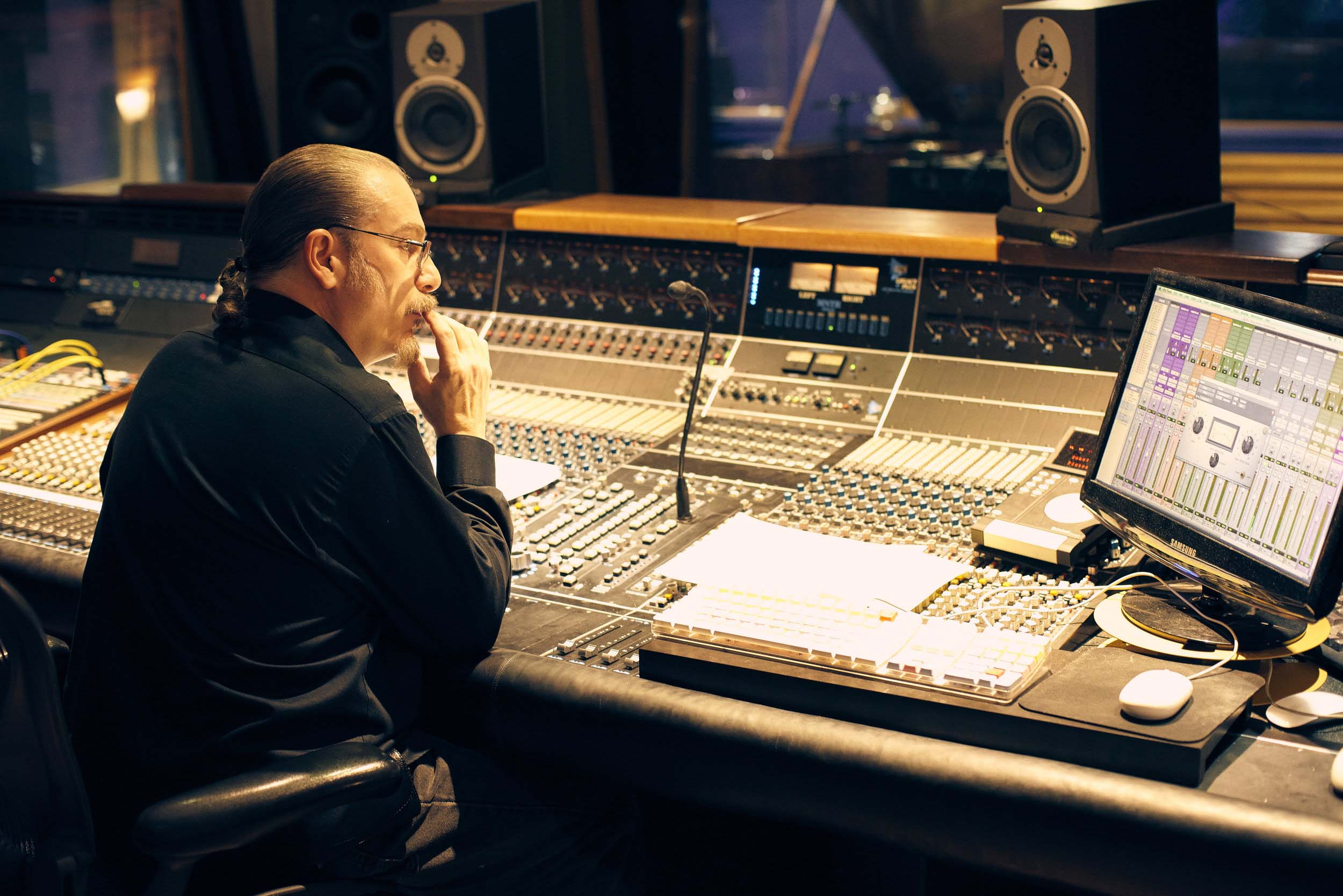Recording Engineer: Frank Fagnano
