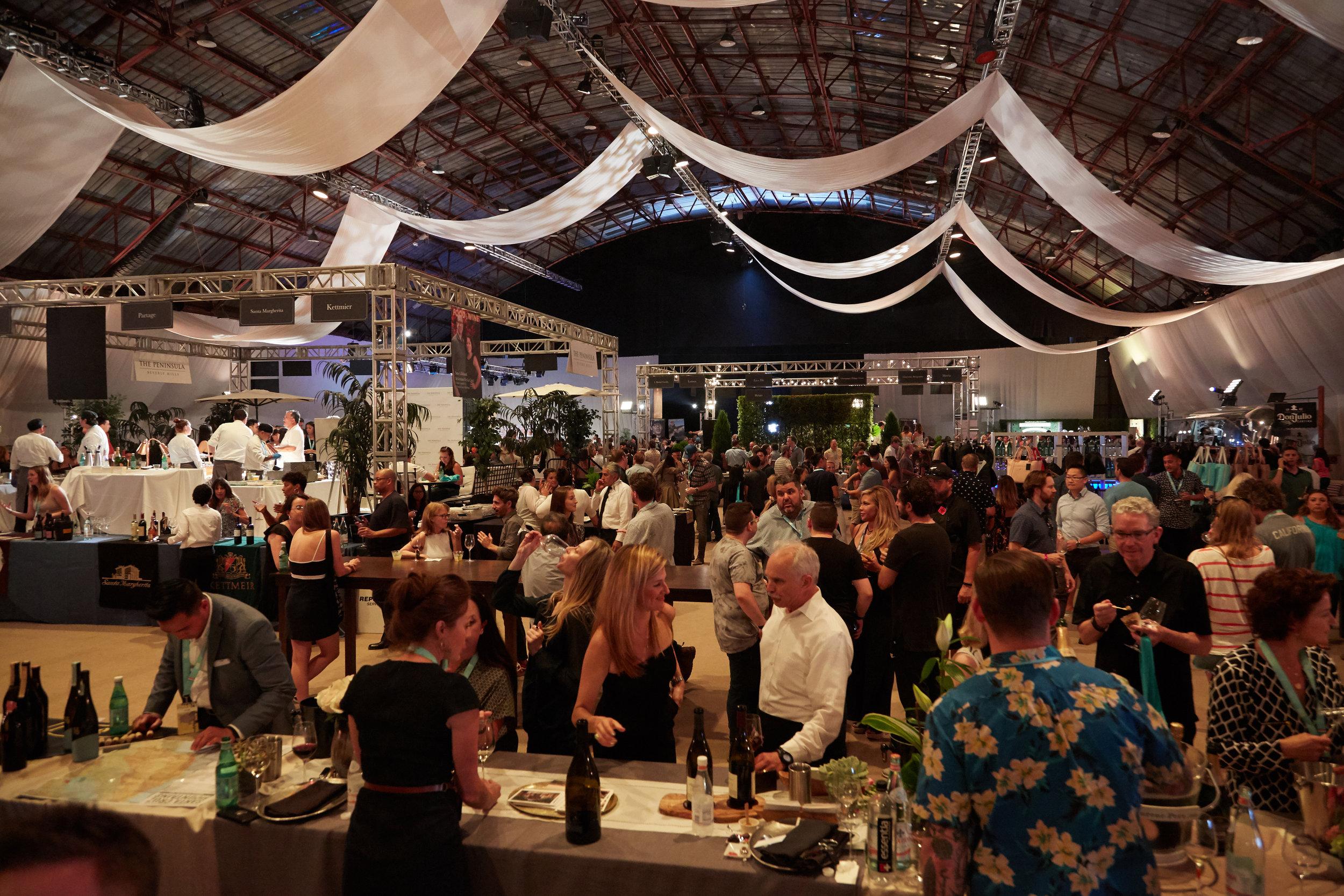 PC: LA Food and Wine Festival