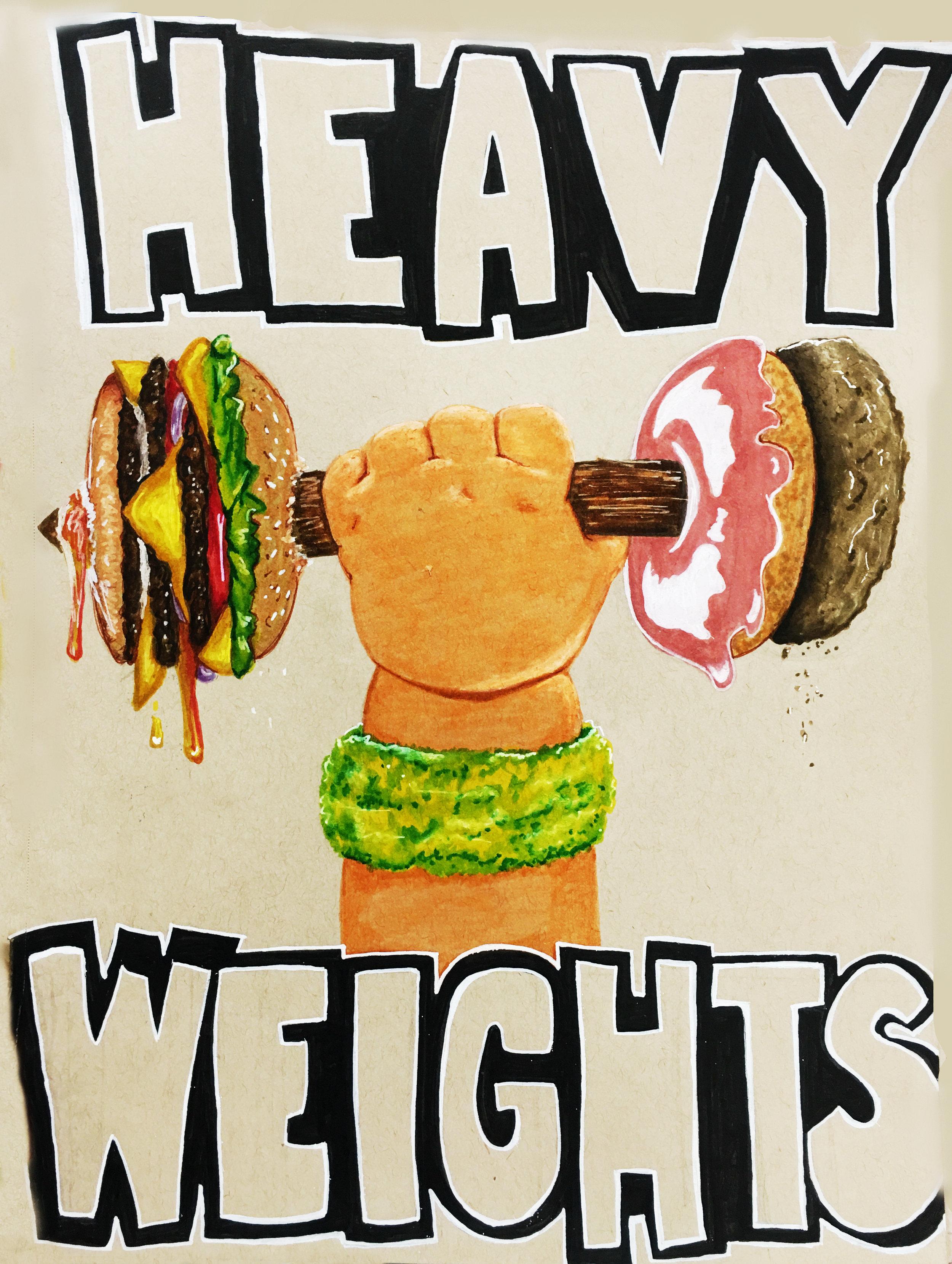 2017: Heavy Weights