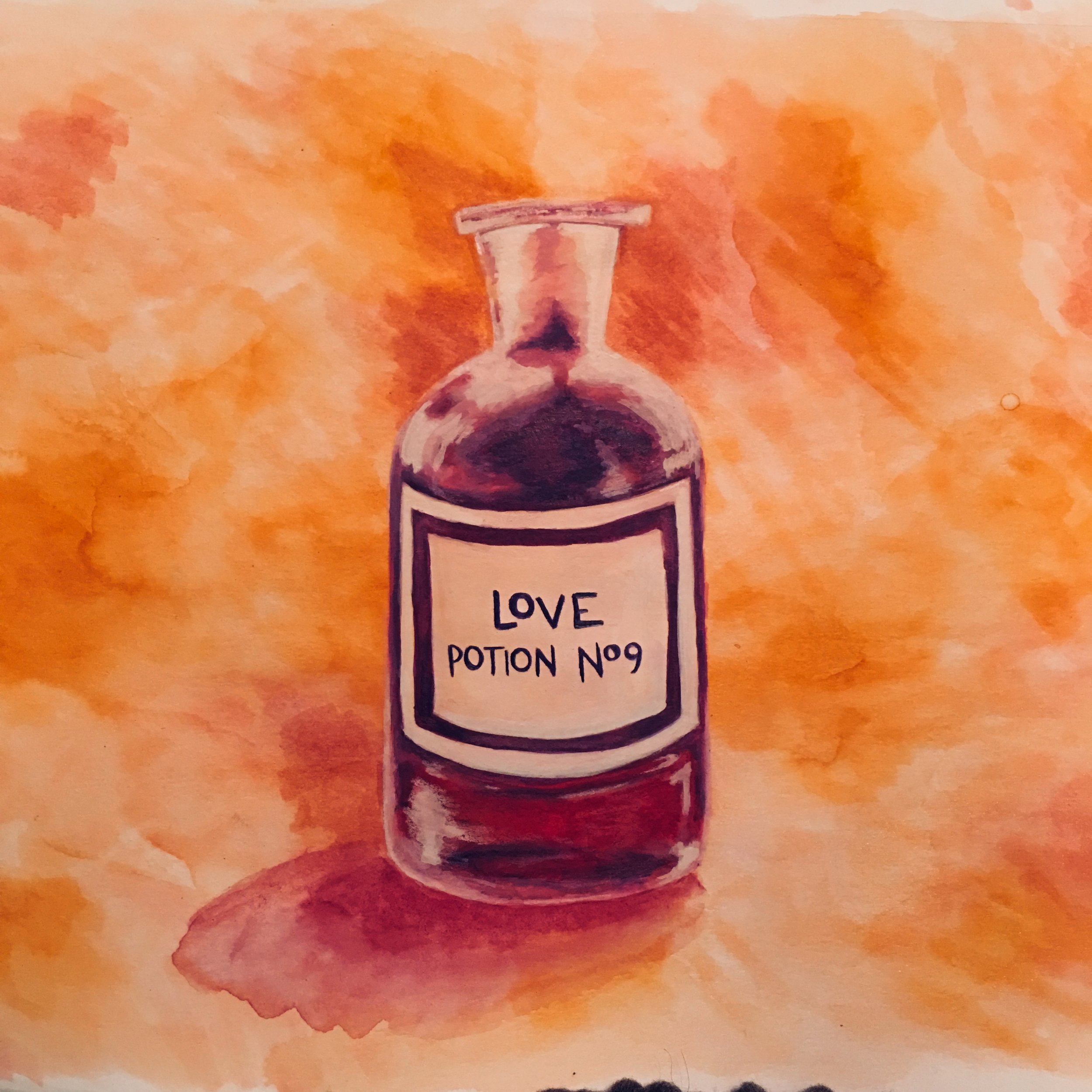 2018: Love Potion