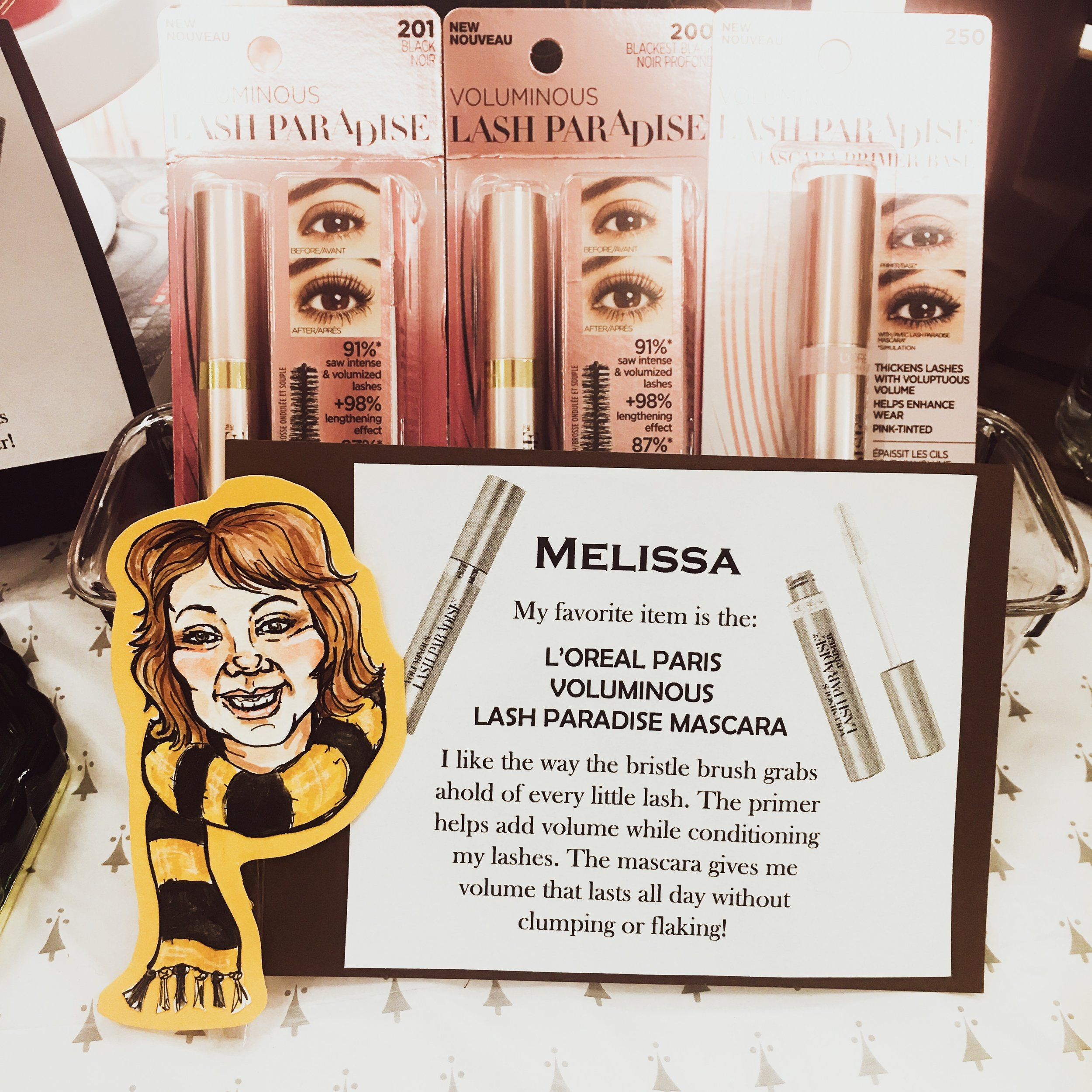 2018: Target HP Beauty Team: Melissa