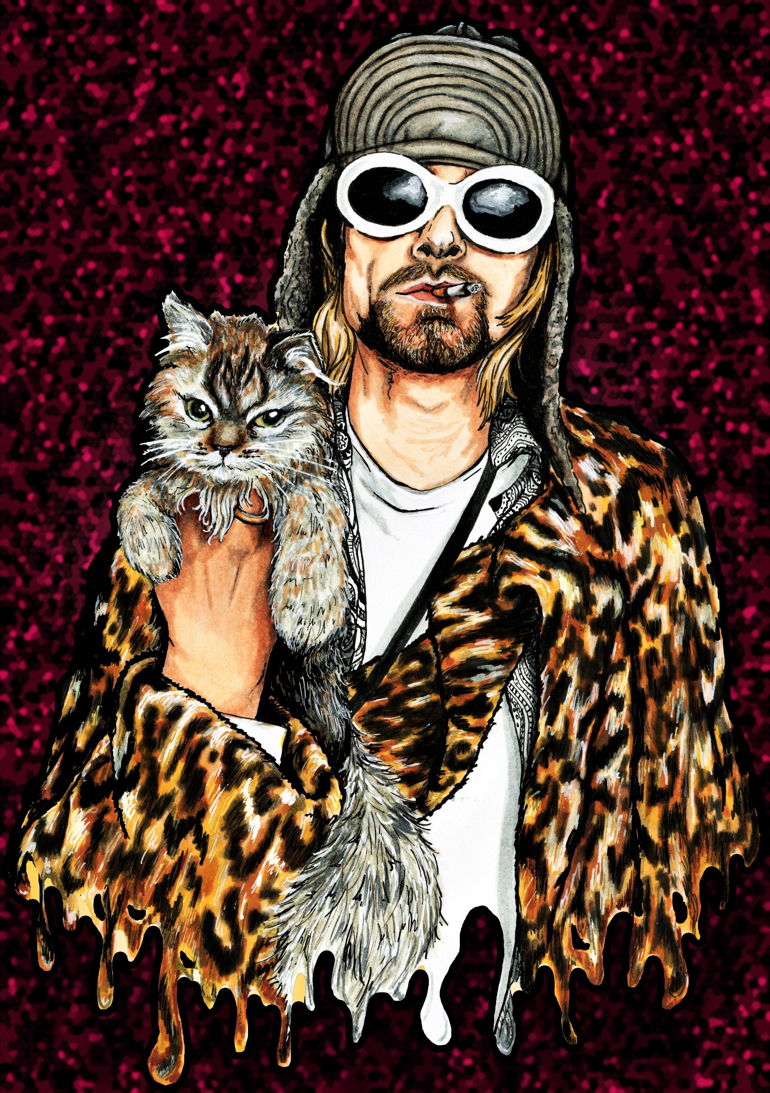 Grunge Kitty