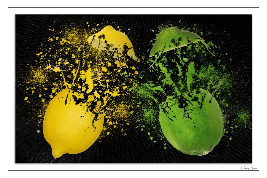 Lemon and Lime, Explosion, Eclectic
