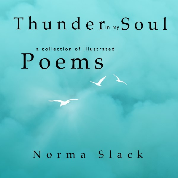 The Thunder in my Soul, Poetry Book