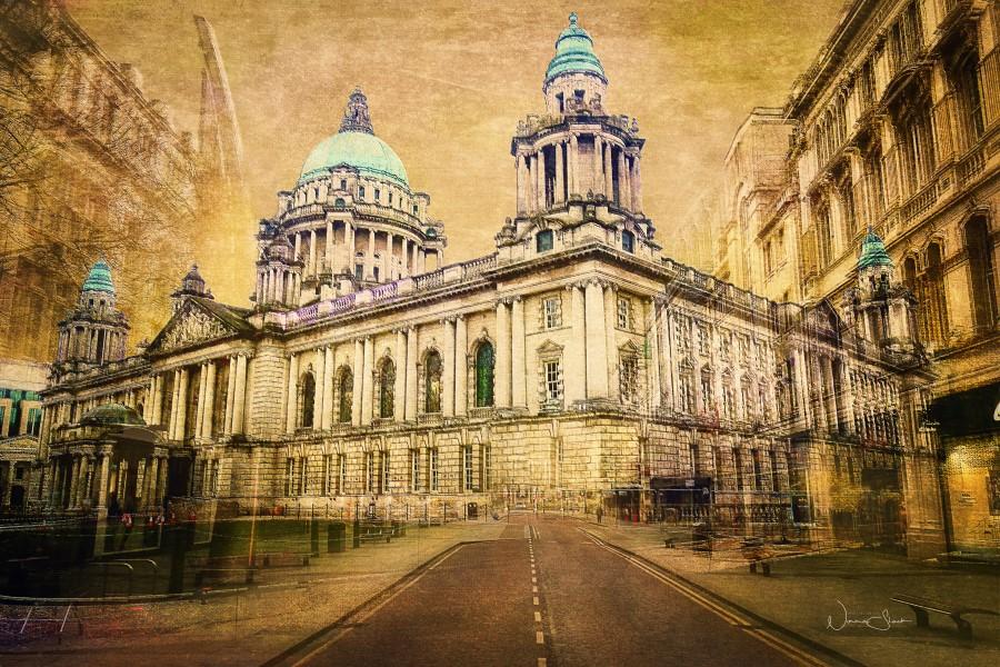 Belfast City Hall, Alfred Brumwell Thomas, Belfast