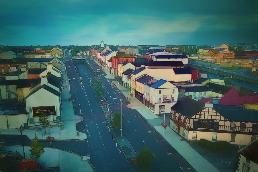 Banbridge, County Down.
