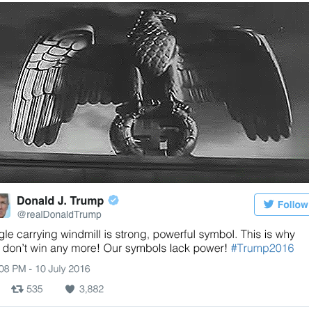 If Donald Trump Tweeted About Triumph of the Will - Slate