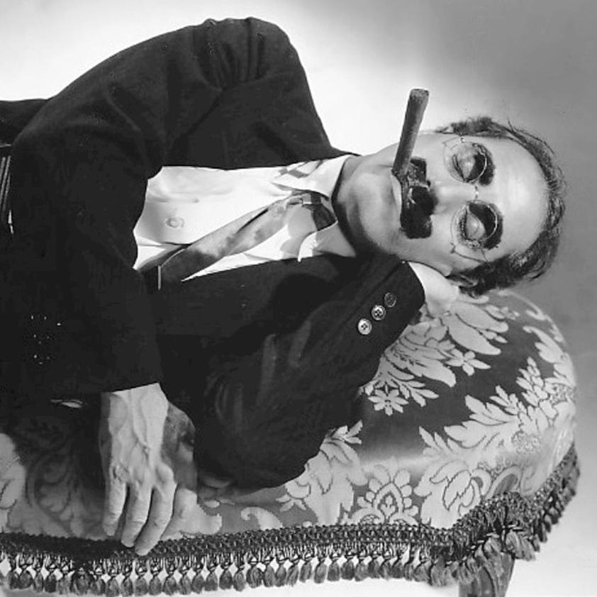 Groucho Marx's Comedy Is Pure, Bleak Nihilism - Slate