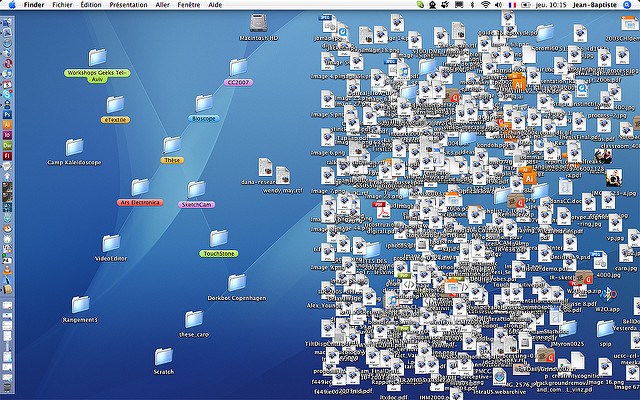 I need you to know this is not my desktop. And also.... this is not OK.