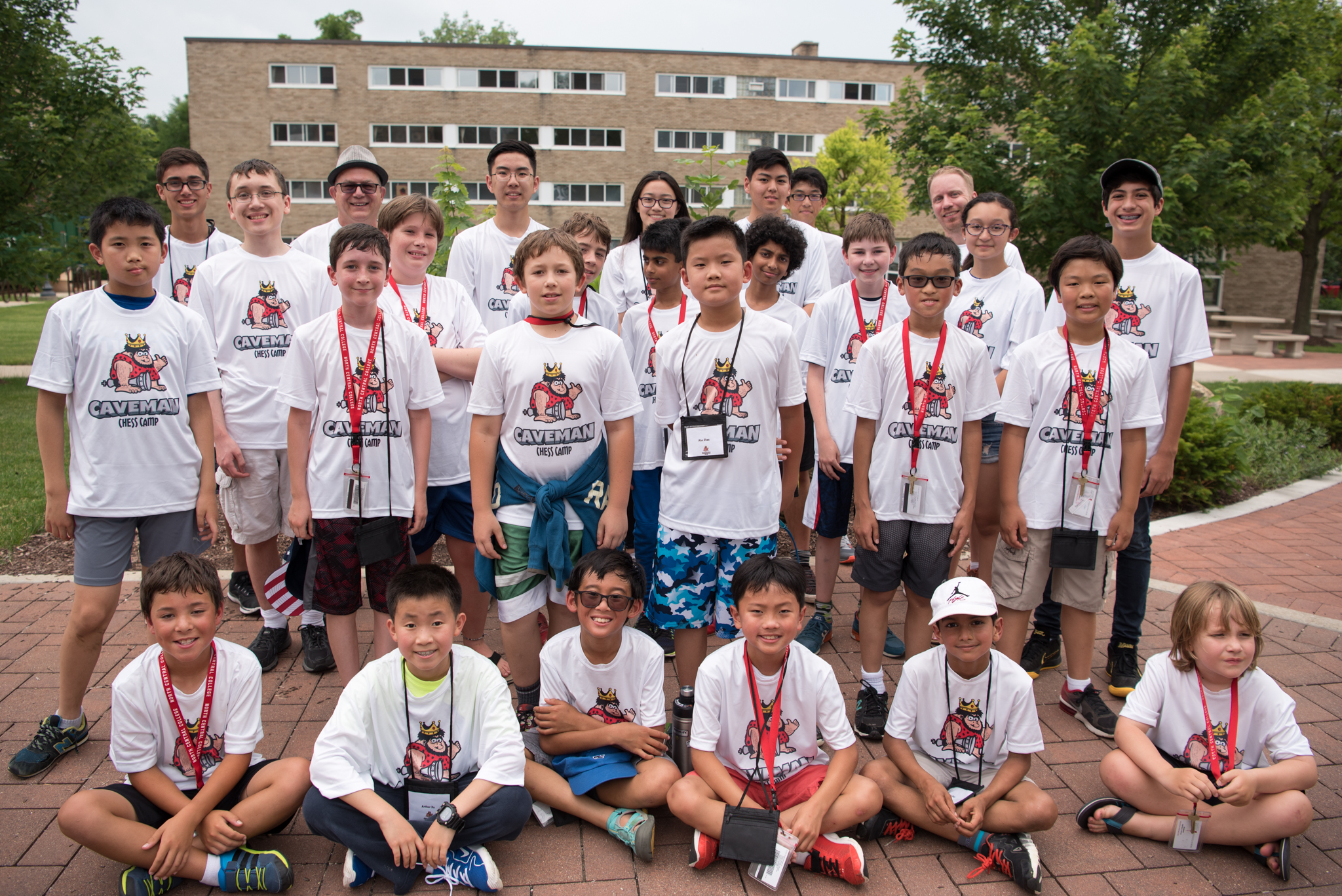 Caveman Chess Camp - Chicago, Illinois