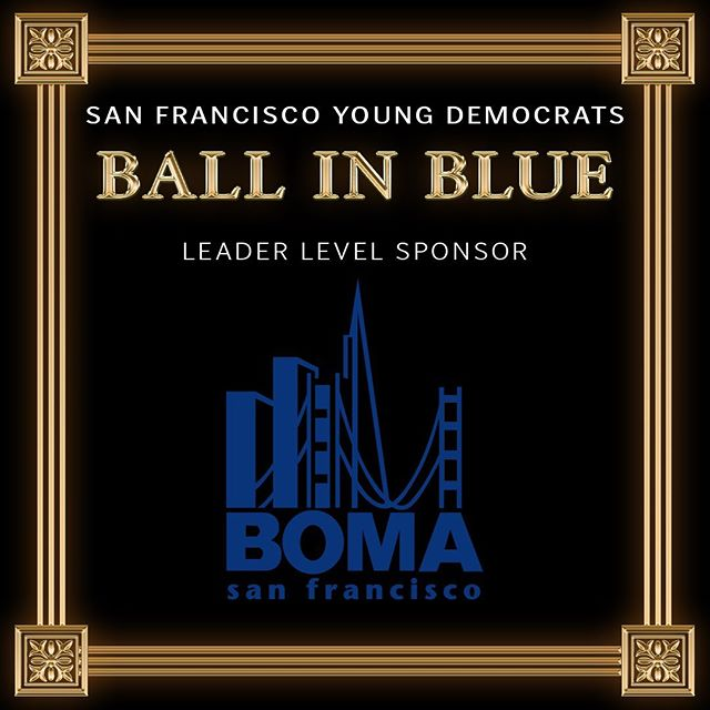 Thank you to our 13th Annual Ball in Blue Leader Level Sponsor BOMA San Francisco! We can't wait to see you next Friday! #sfbib2019 #bomasf #boma