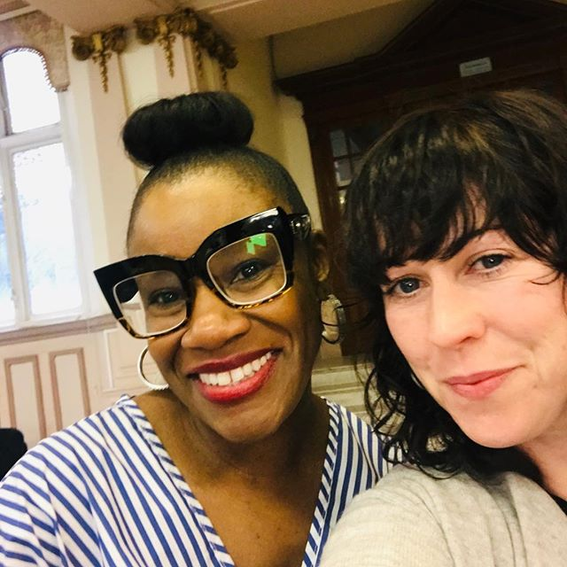 Yesterday was such an insightful, informative and powerful day! I attended an amazing workshop run by author, mother, activist, journalist Kimberley Seals Allers @iamksealsallers what an exceptional woman. I learnt so much and left feeling I need to step up my game on so many levels. - One of these levels is my perspective as a white birth worker. It's hard to ignore the fact that women of colour in the U.K. are dying in birth and pregnancy five times the rate of their white counterparts as evidence in last years MBRRACE report. In the USA women of colour are 8 times more likely to die in pregnancy and childbirth. We need to do better to serve all our communities and part of that is better research but also learning how to be an ally to BAME communities.  So thank you @_marslord @iamksealsallers and @emmapickettibclc for your brilliant minds and perspectives today and for all the work you do. There's still so much work to do 💖 #birthdoula  #nowhitesaviours  #worktodo  #writingforsocialchange  #nowomanisfreeuntilallwomenarefree  #jojodoulalife
