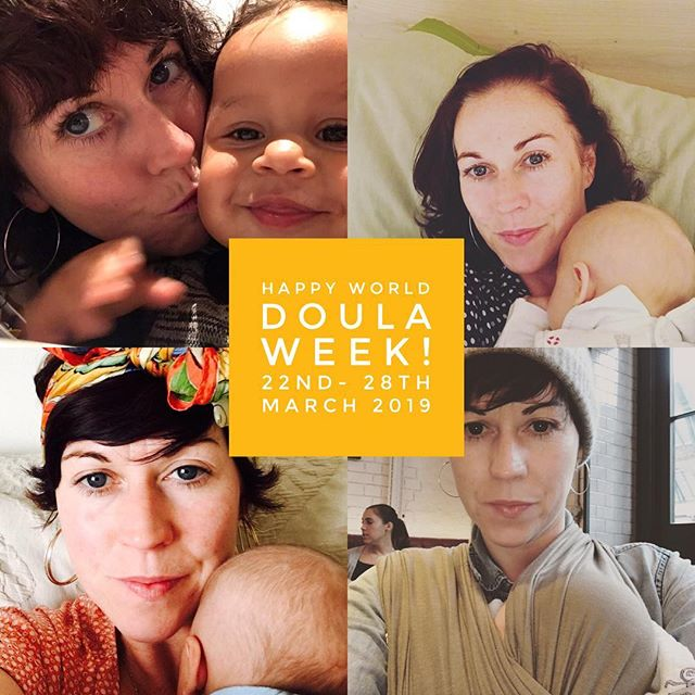 Happy World 🌎 Doula week!  The purpose of World Doula Week (WDW) is to empower doulas all over the world to improve the physiological, social, emotional, and psychological health of women, newborns and families in birth and in the postpartum period. The World Doula Week events will take place all over the world during the same week, stating the benefits of the presence of doulas in birth and in the postpartum period: 👶🏼Reduces the incidence of c-sections 👶🏾May shorten the length of labor 👶Reduces epidural and analgesic requests 👶🏻Increases breastfeeding initiation and continuation 👶🏽Increases mother's satisfaction of birth experience 👶🏼Can reduce the incidence of postpartum mood disorders 👶🏿Increases new parents' confidence in the care of their newborn. - This week I will be featuring fellow doulas that are a personal inspiration and are making a name in the birth world. I tilt my Doula hat 🎩 #worlddoulaweek2019  #jojodoulalife  #doula4life  #doulasforall  #everywomanneedsadoula  #doulauk