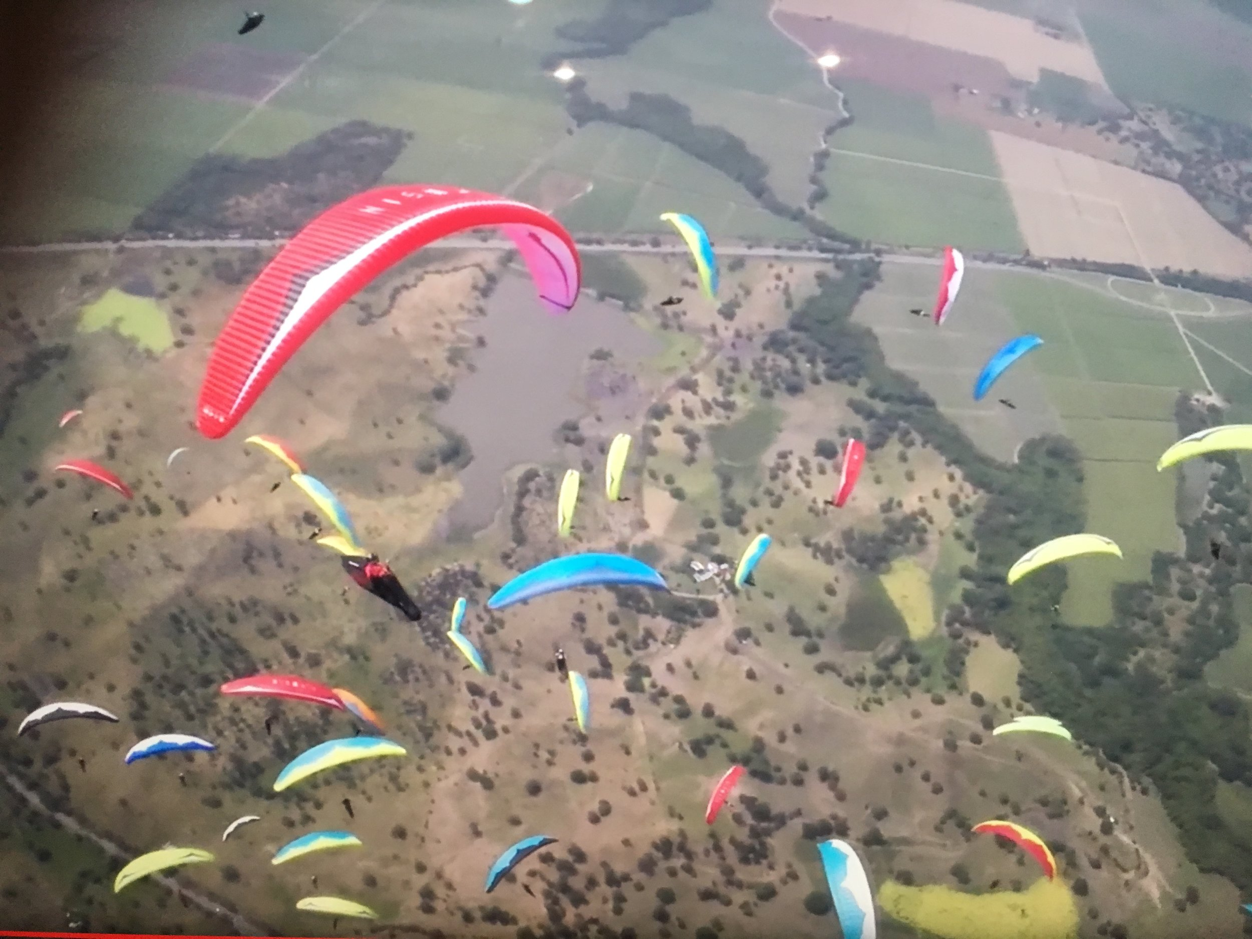 Classes - Paragliding and Paramotoring school in Pennsylvania