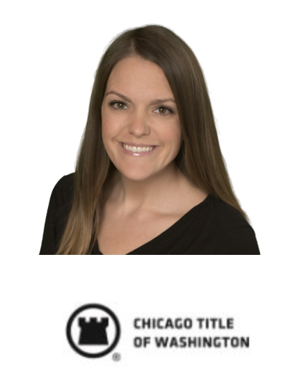 Tricia Link Escrow Officer, Chicago Title Of Washington
