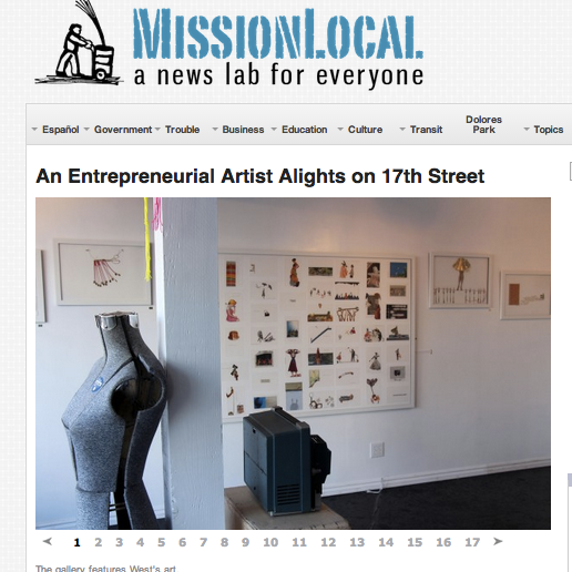 Mission Local - March 2014
