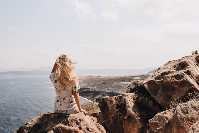 He alone is my ROCK…I will not be shaken