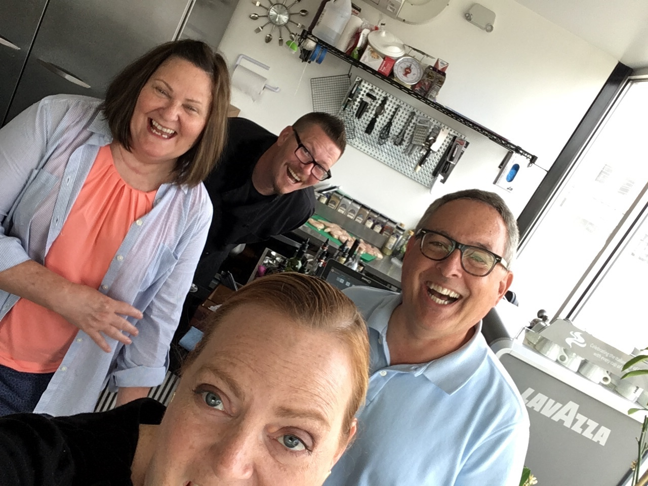 When the Mayor and his wife stopped in for dinner we were thrilled and had to capture a quick selfie! Thank you to Steve and Susan Gawron for loving and supporting Muskegon!