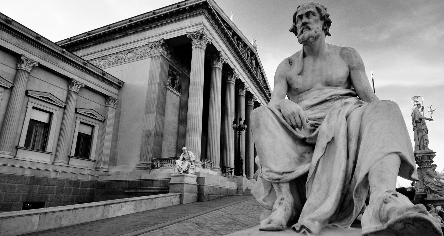 Thucydides, Austrian Parliament, Vienna/Flickr image