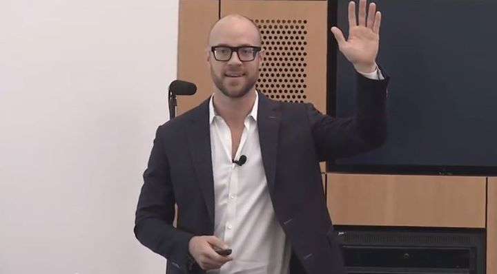 John speaks at Case Western Reserve University - October 2014 | John speaks at his alma mater to give students an overview of entrepreneurshipLINK