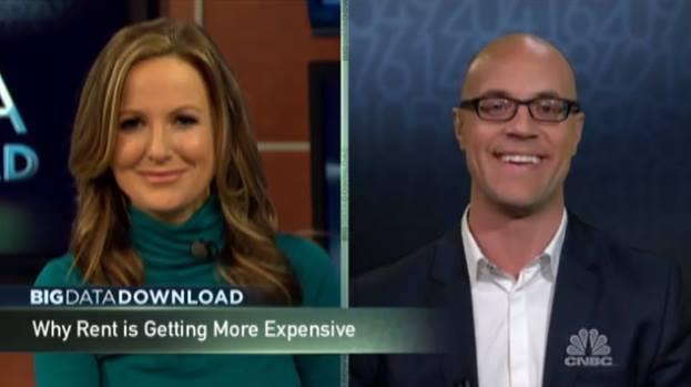 John on CNBC - December 2013   Lauren Lyster interviews John for the latest on rental housing trendsLINK