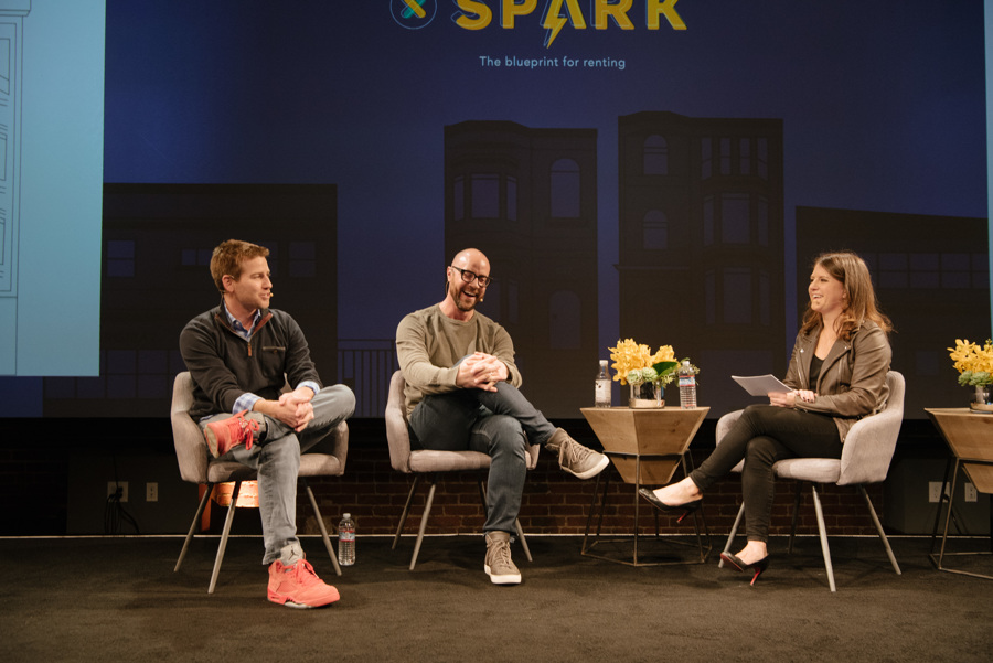 Fireside Co-Founder Chat with John & Chris Erickson, moderated by CNN Senior Producer Molly Shiels - January 2019 | As part of the SPARK 2019 conference, John was interviewed by Molly Shiels, alongside Co-Founder Chris EricksonLINK
