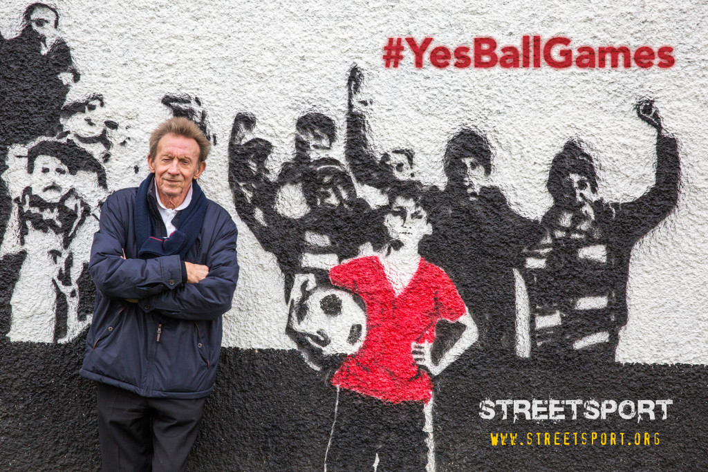 YES BALL GAMES CAMPAIGN - Join our national campaign to rid play parks and green spaces of No Ball Games signs.#YesBallGames