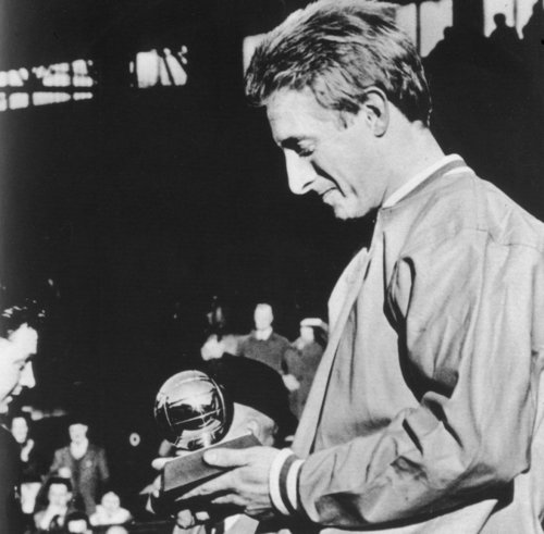 FIFA Ballon d'Or 1964 - Denis Law is still the only Scottish football player to win the prestigious FIFA Ballon d'Or.